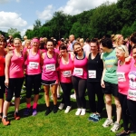 Pretty Muddy Team Before