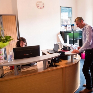 What it's like to have a head office role in our family