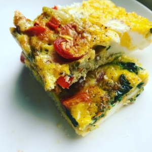 Homemade Frittata